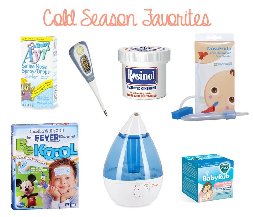 Cold Season Favorites