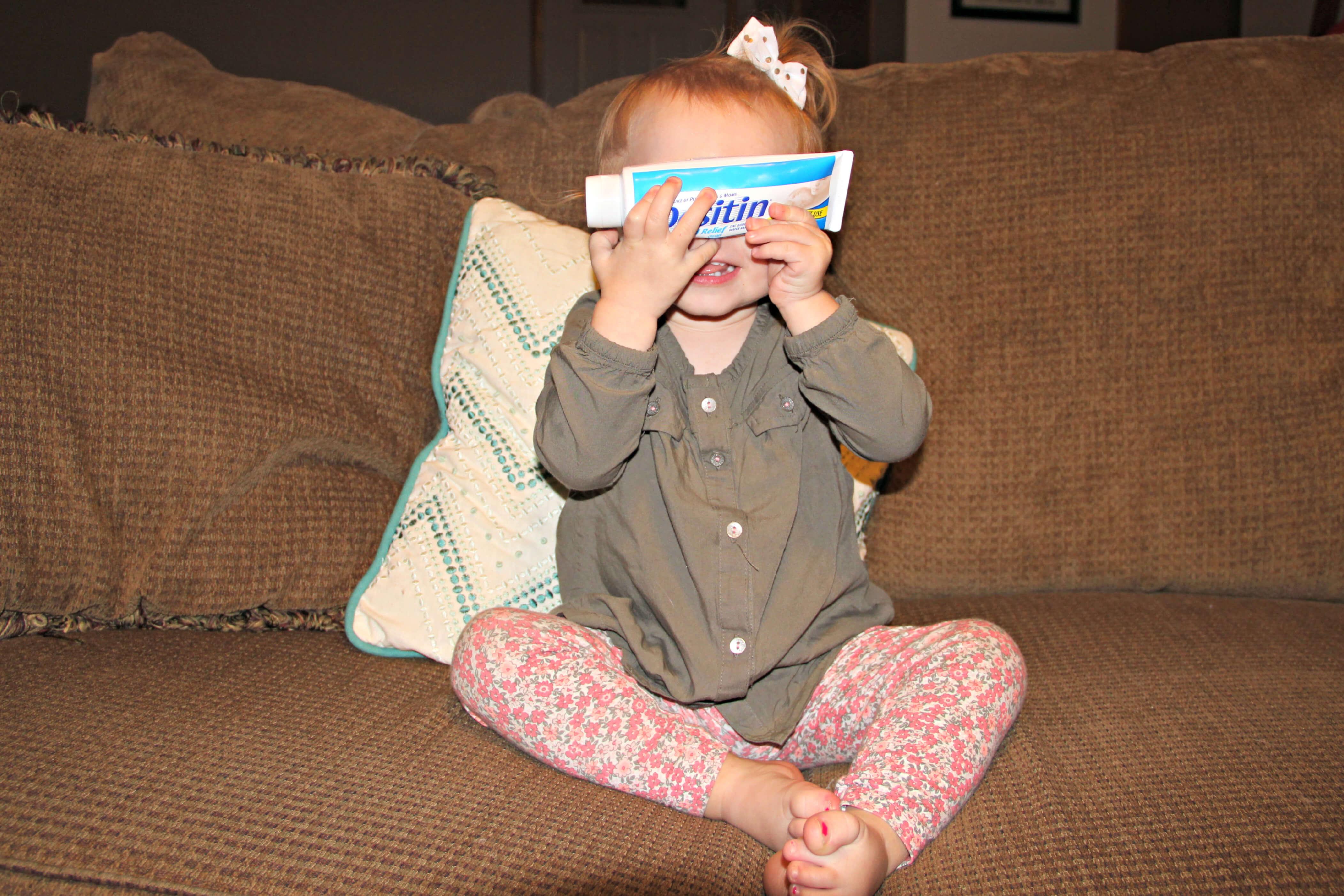 Fighting Diaper Rash