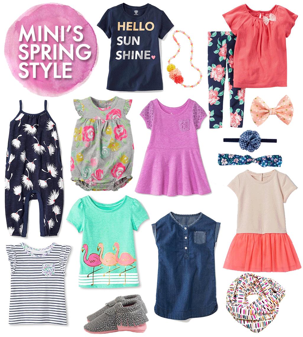 Mini Spring Style 2016