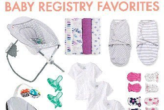 See Our Baby Registry Favorites