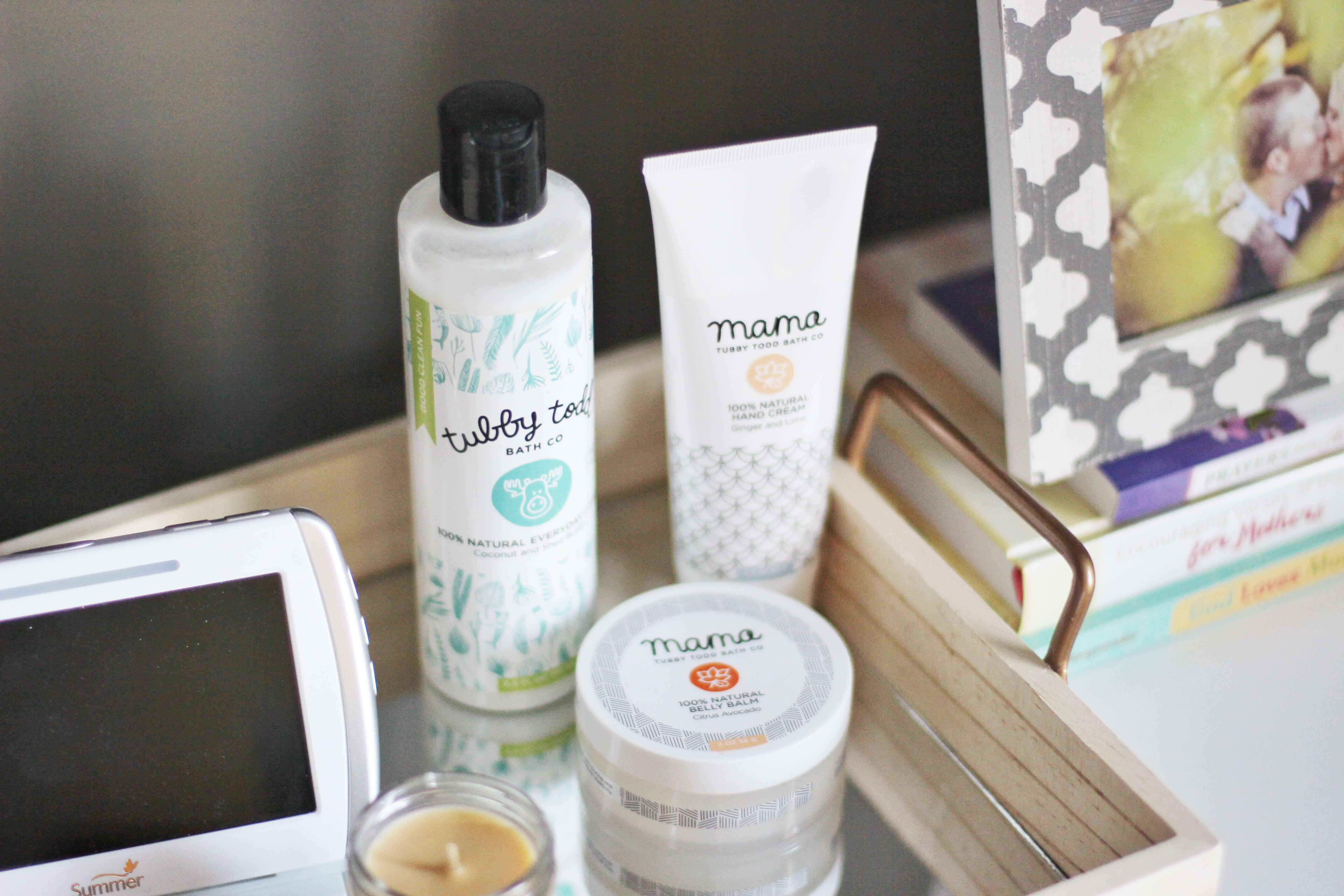 Mama's Skincare by Tubby Todd