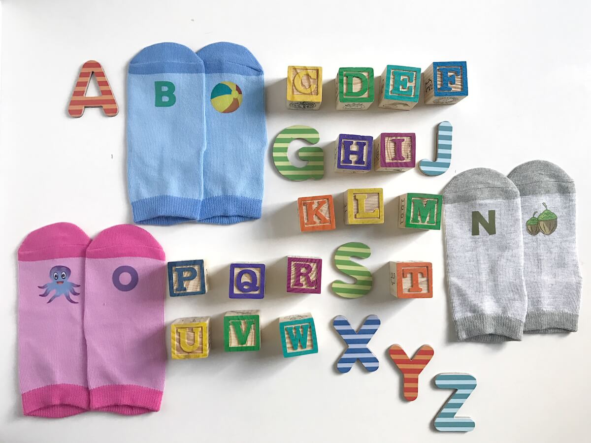 fun toys to teach the alphabet to toddlers | Shopaholic & a Baby Blog
